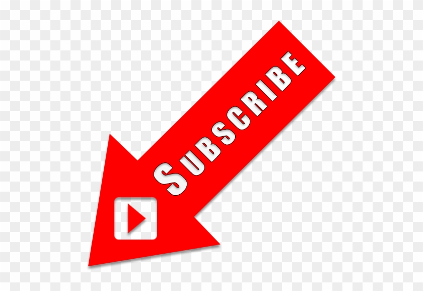 Subscribe banner. Youtube button free png