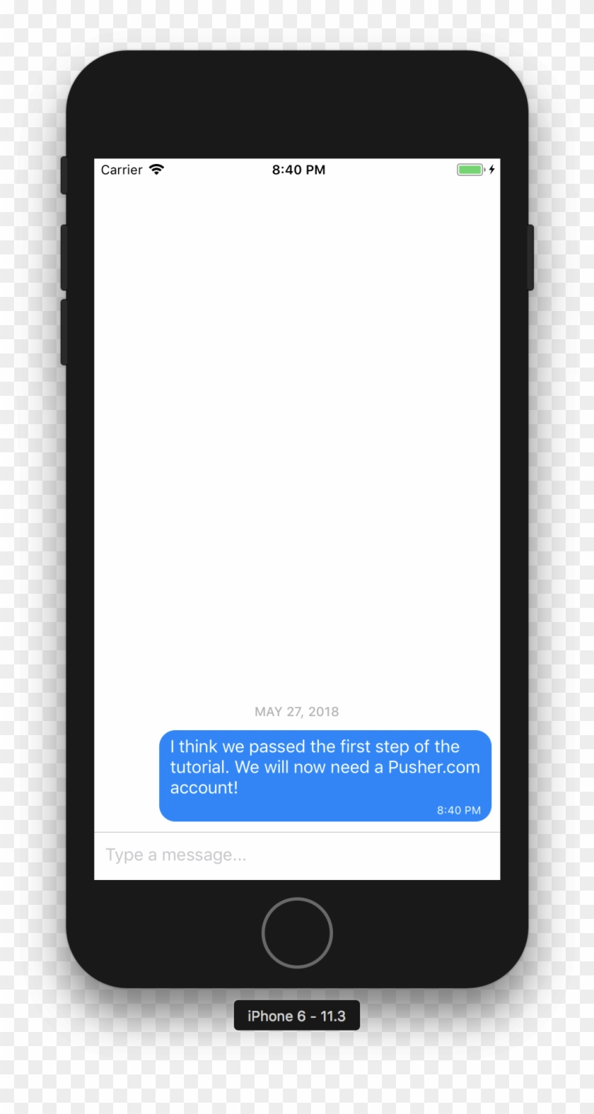 Run Ios Or React Native Run Android To See A Basic - Mobile