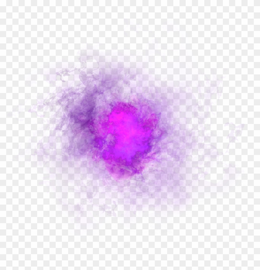 Purple Pink Smoke Effect Png Image - Transparent Color
