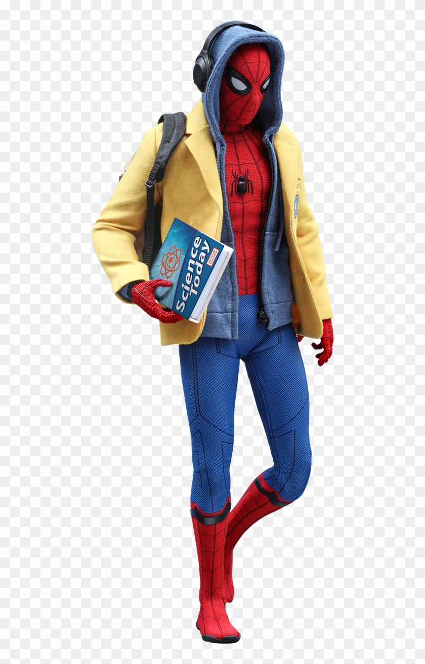 spiderman homecoming png