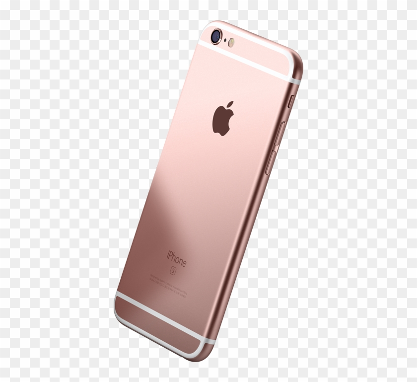 Apple Iphone 6s Image 1441872744 Rose Gold Iphone Transparent Hd