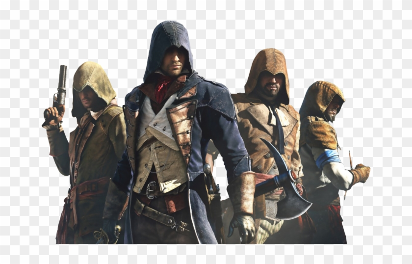 Assassins Creed Unity Png Assassin S Creed Unity Transparent