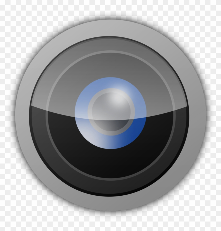 Lens Background Transparent - Android Camera Icon Png, Png