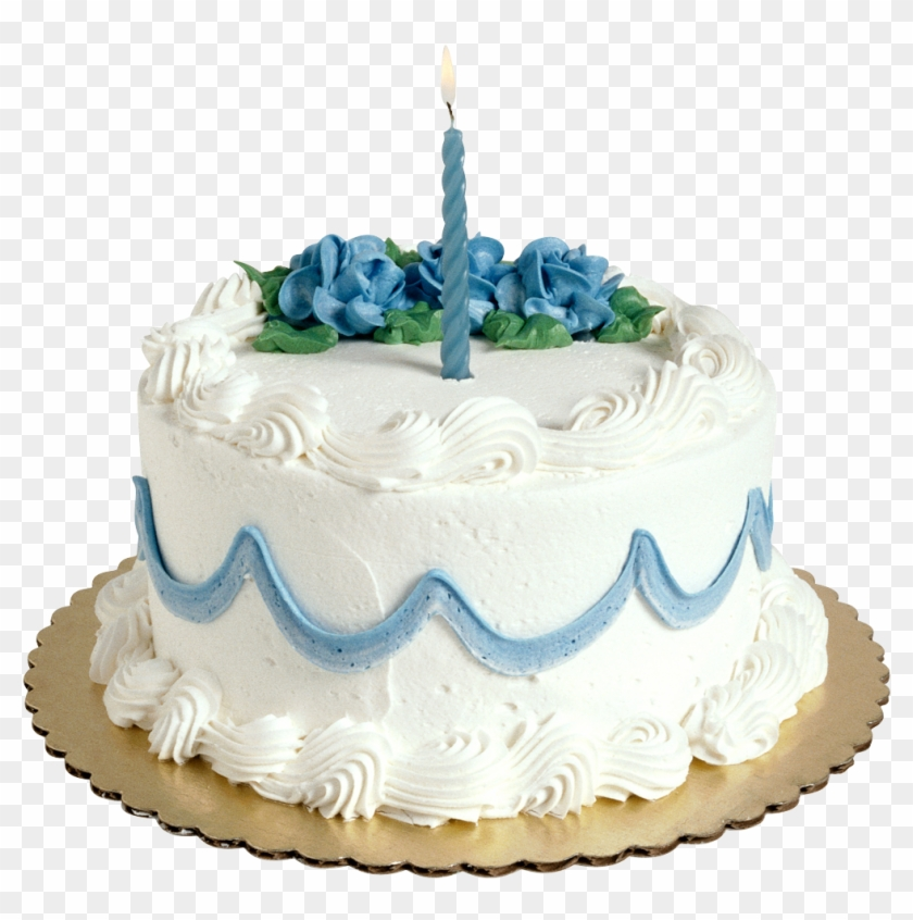 Beautiful Birthday Cake - Transparent Birthday Cake Png, Png