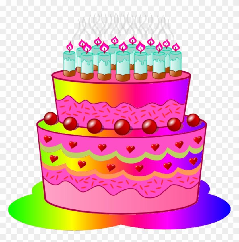 Peachy Birthday Cake Clip Art Free Animated Birthday Cake Clip Art Hd Personalised Birthday Cards Cominlily Jamesorg