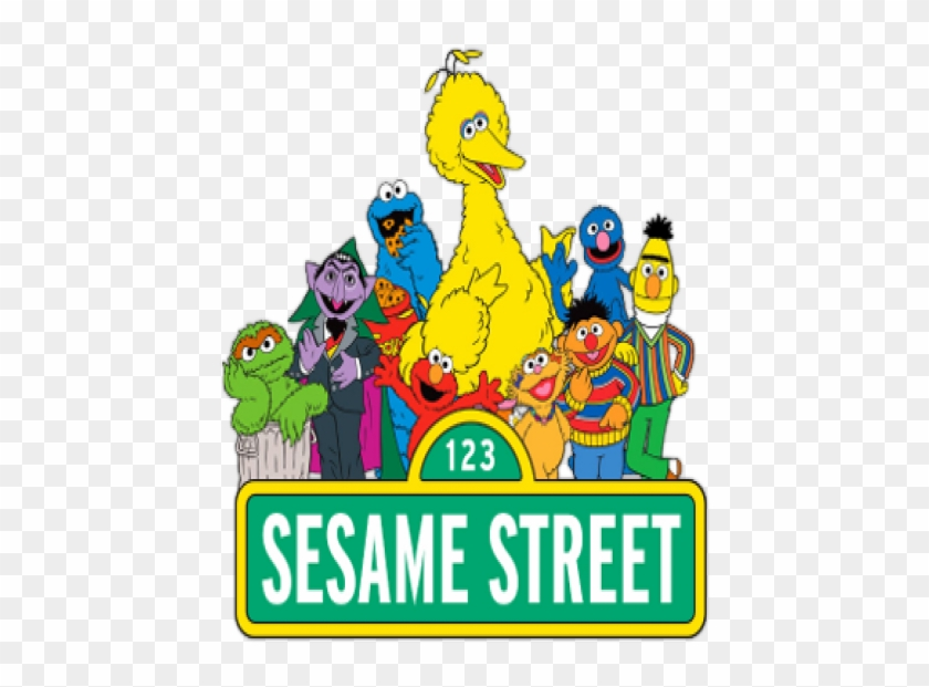 Sesame Street Coloring Pages - GetColoringPages.com | 621x840