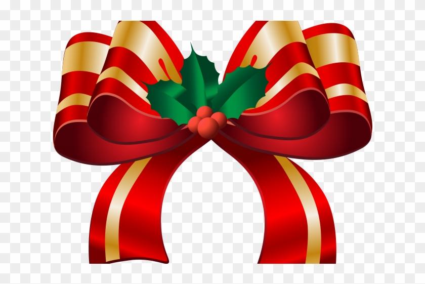 Christmas Ribbon.Christmas Ribbon Clipart Clear Background Christmas Bow