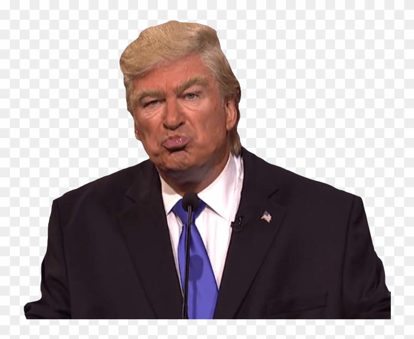 photo regarding Donald Trump Mask Printable titled Alec Baldwin Donald Trump - Donald Trump, High definition Png Obtain