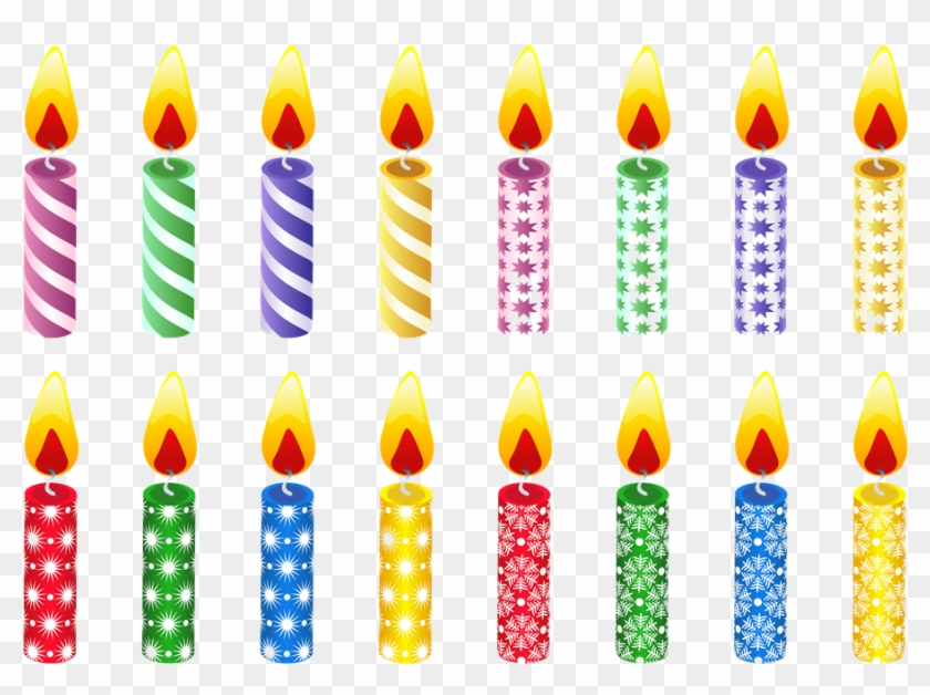 photo about Printable Candles named Birthday Candles Png High definition - Birthday Candles Flame Printable