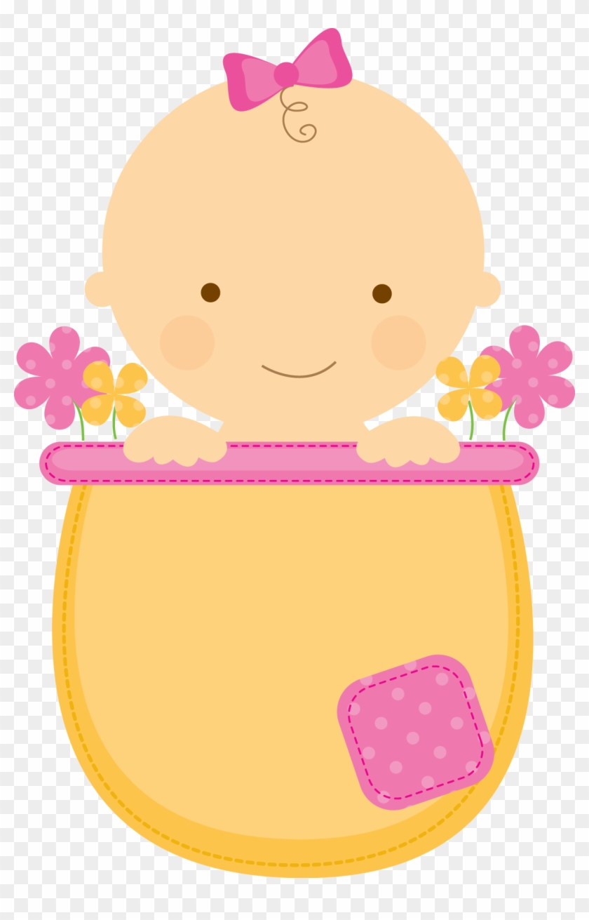 Nina Baby Shower Png Baby Girl Clipart Png Transparent Png 1261x1909 136954 Pinpng