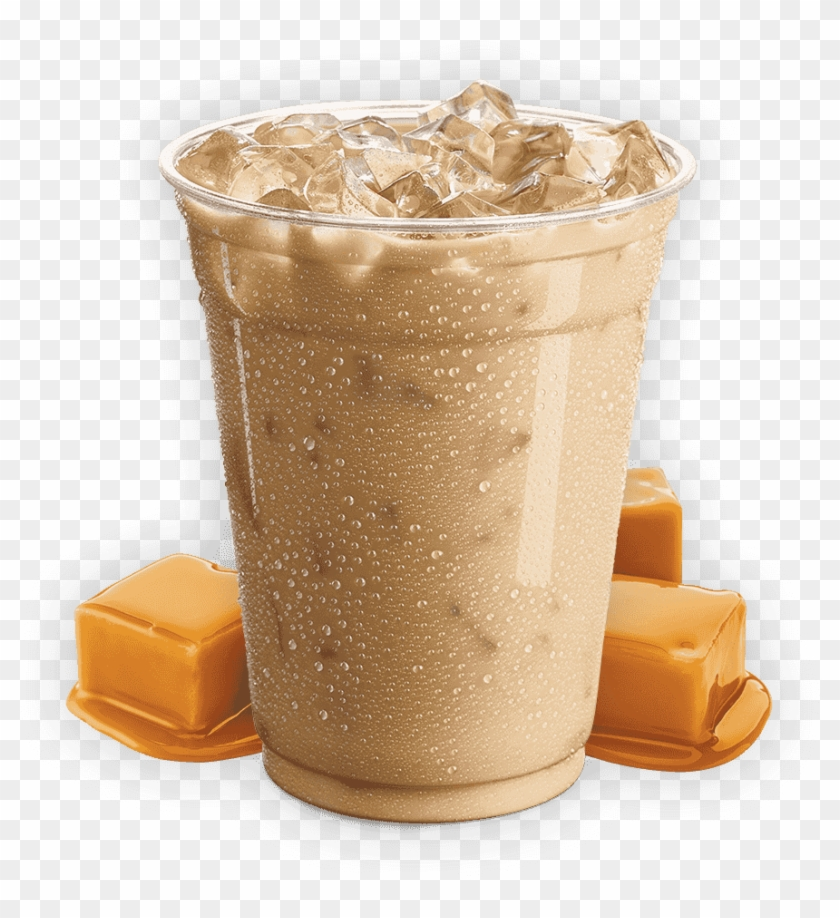 Caramel Iced Coffee Png Transparent Png 1280x1280
