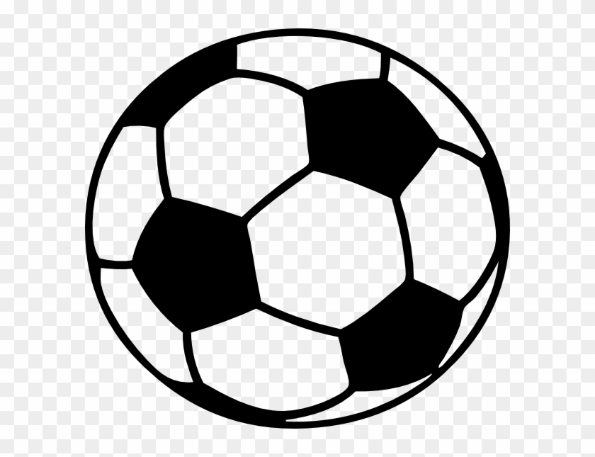 Football Clip Art With Transparent Background Soccer Ball Png Clipart Png Download 600x565 1327172 Pinpng