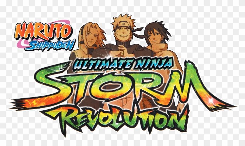 Ultimate Ninja Storm Revolution's Demo Is Coming In - Naruto