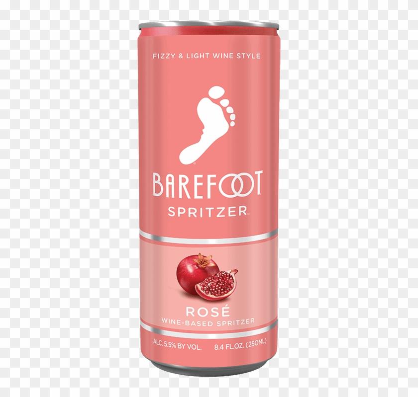 Rosé Spritzer - Barefoot Wine Spritzer Canada, HD Png