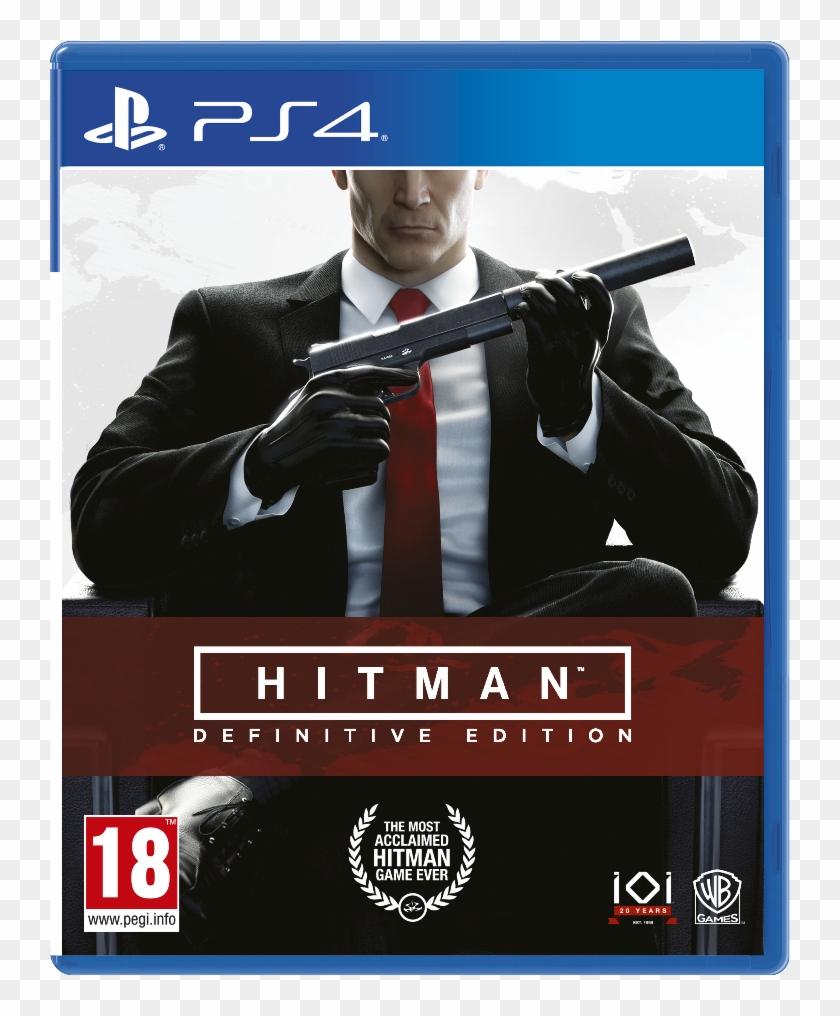 Hitman Definitive Edition Ps4 Hd Png Download 862x1024 1398640 Pinpng