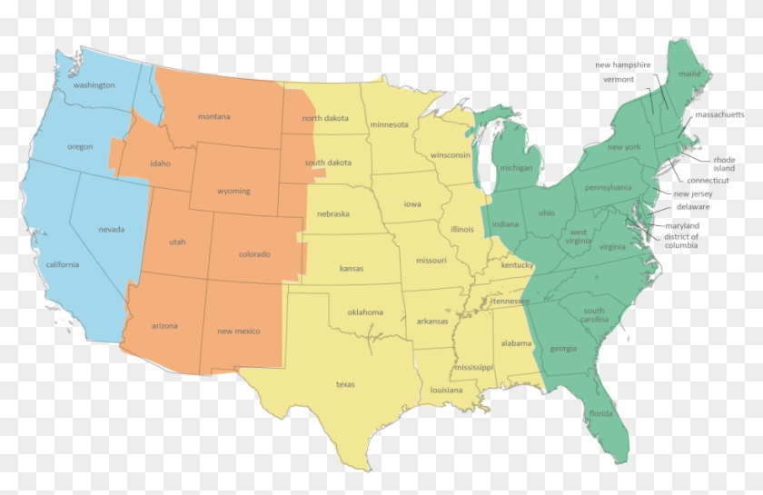 It is a photo of Printable Us Timezone Map pertaining to geography