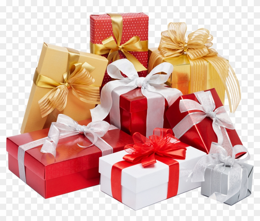 Christmas Presents Png.Give Christmas Gifts Christmas Presents Transparent