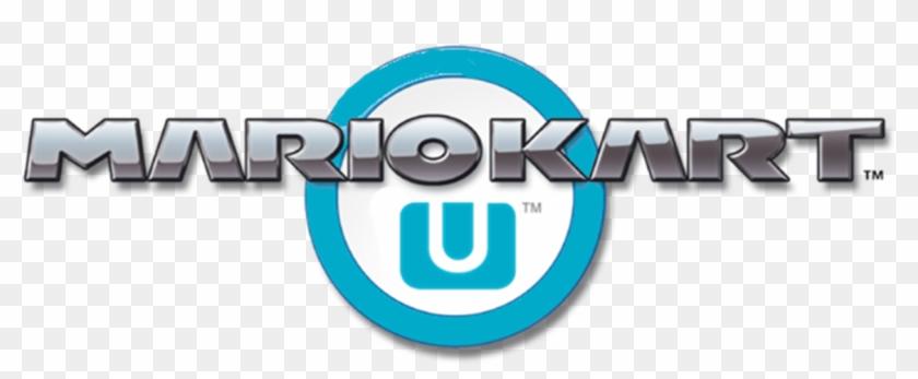 Wii U Logo Png Mario Kart 8 Transparent Png 1175x432