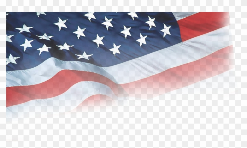Transparent American Flag Background, HD Png Download