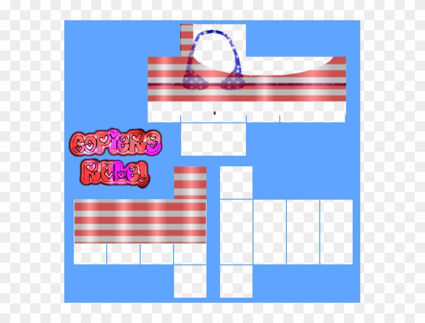 585x559 Roblox Shirt Template Roblox Girl Shirt Template Hd Png Download 585x559 1609955