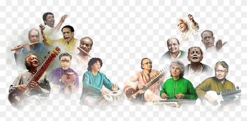 Enjoy Masterpieces From Legends Of Indian Classical