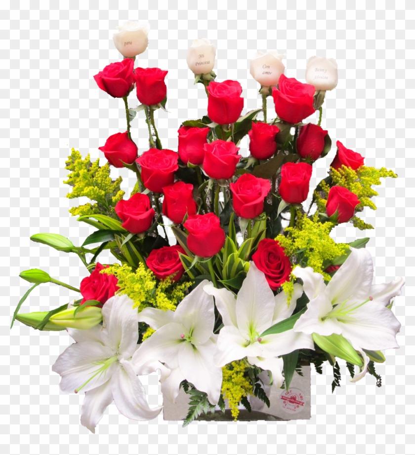 Arreglo De Rosas Envía Hoy Hd Png Download 971x1020