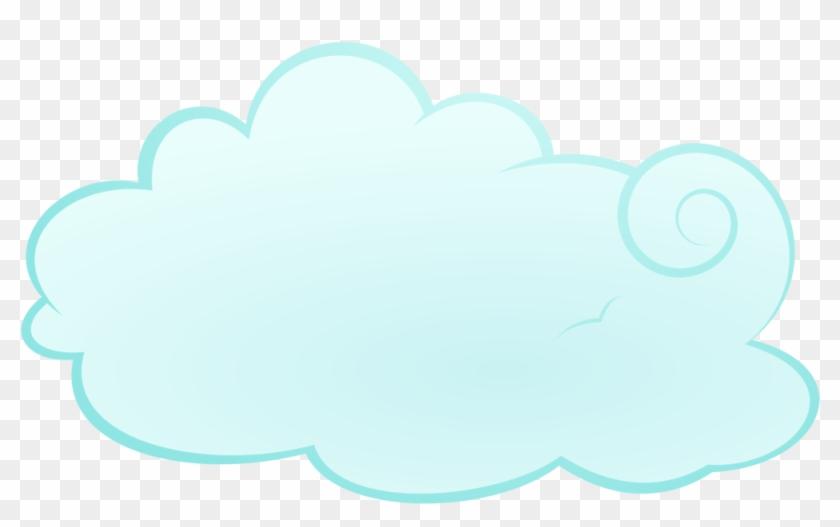 Cloud Clipart Transparent Background - Transparent