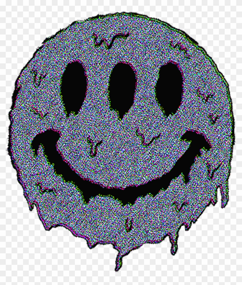 Image result for trippy smiley face