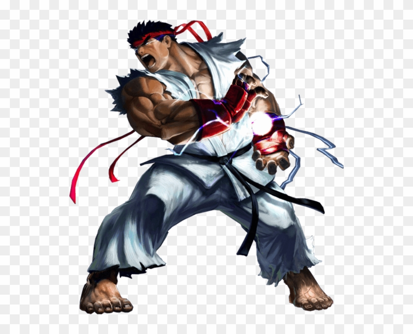Ryu Street Fighter 5 Png Transparent Png 558x600 1783399