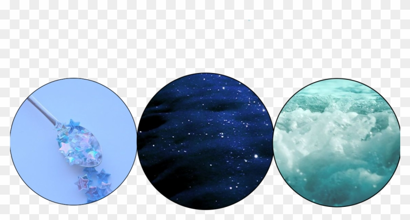 9260cb6b Aesthetic Images In Collection Page Png Circle Collections - Blue ...