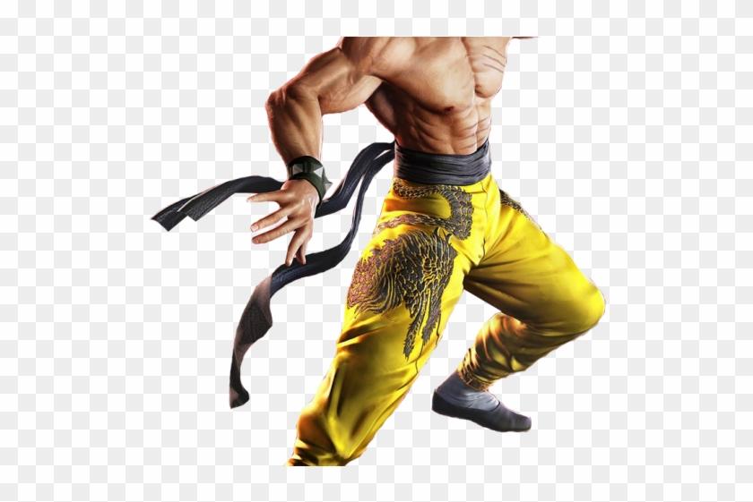 Tekken Clipart Render Hd Png Download 640x480 1863580 Pinpng