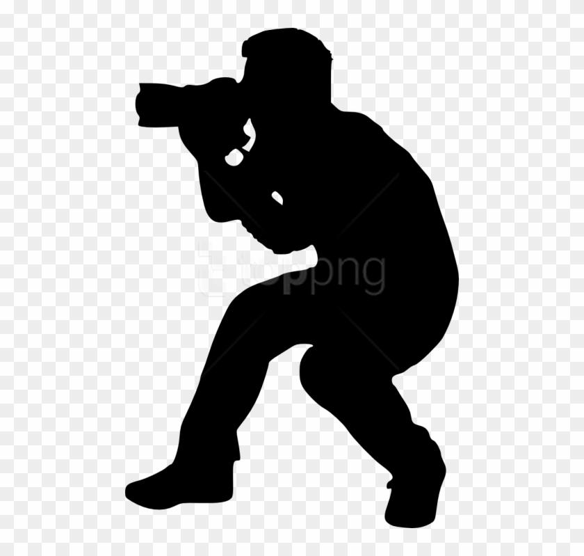Free Png Photographer With Camera Png Png Format Photographer Logo Transparent Png 480x719 2000068 Pinpng