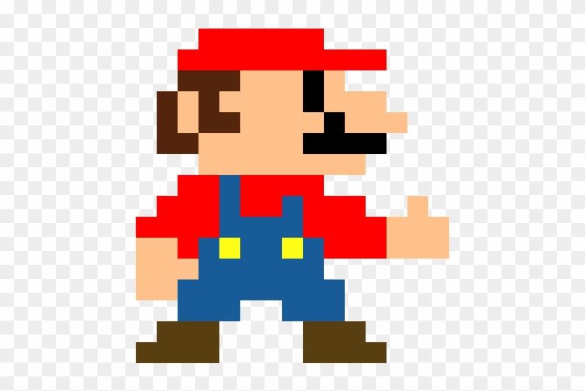 Retroid 3 Months Ago Pixel Art Super Mario Bros Hd Png Download