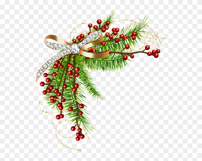 Christmas Decoration And Frames Clip Art Atmosphere
