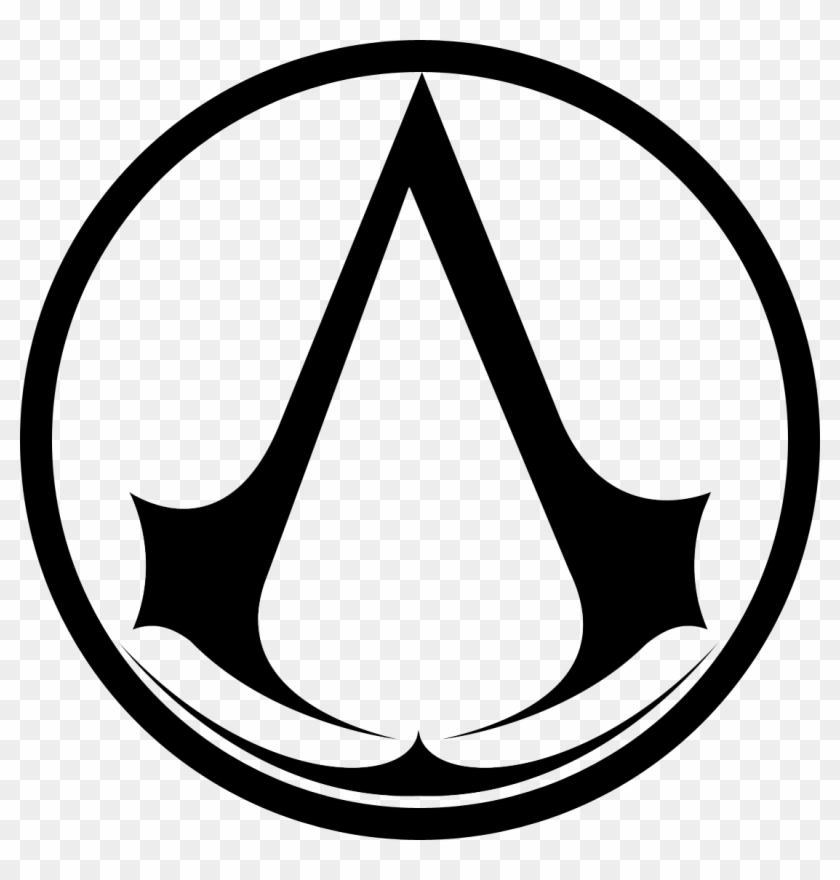 Drawn Symbol Assassins Creed Assassin S Creed Logo Hd Png