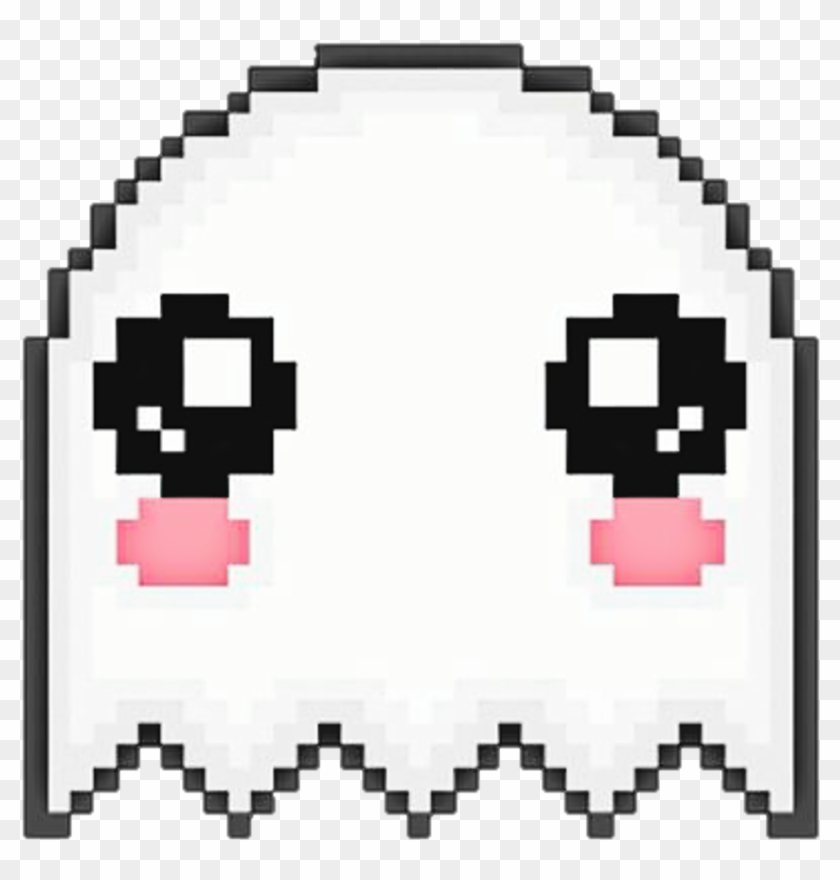 Png Edit Overlay Ghost - Transparent Background Pacman Logo