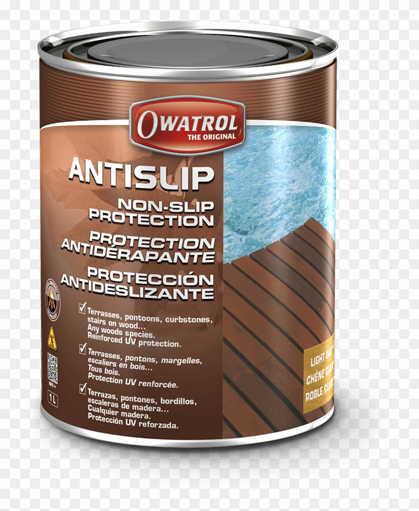 Anti Slip For Exterior Wood Surfaces