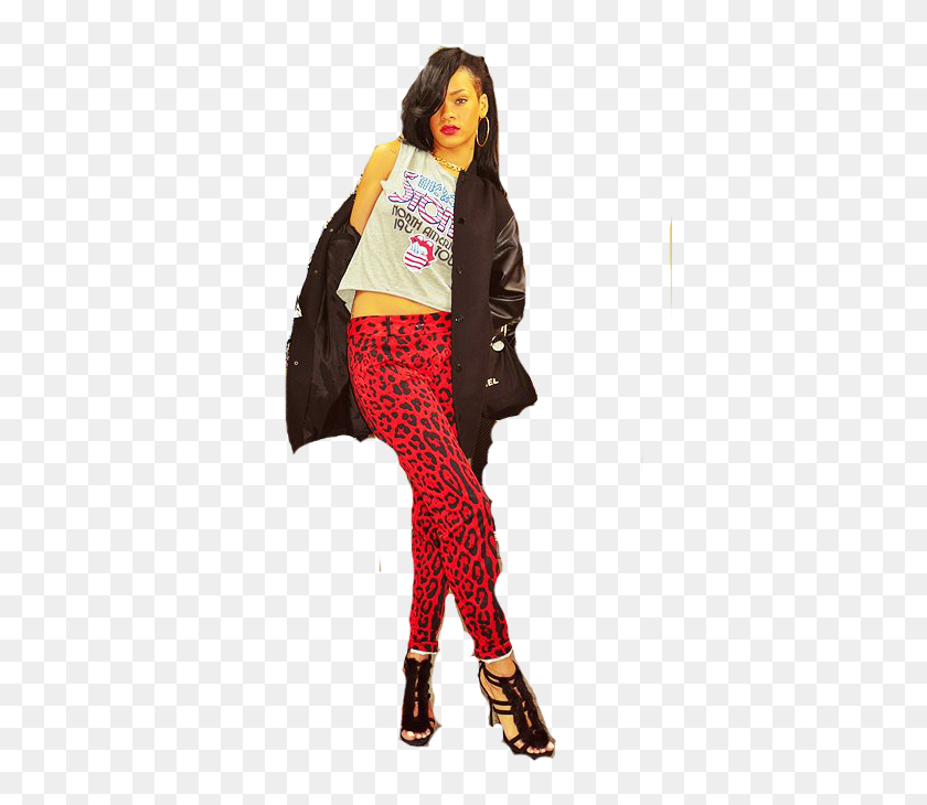 Rihanna Png Tumblr Girl Transparent Png 500x653 2390865