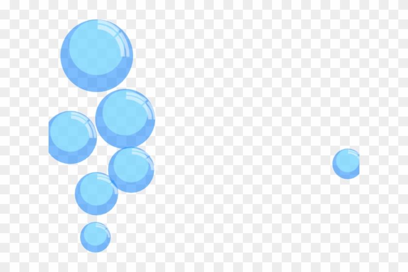 Bubble Clipart Underwater - Bubbles Clipart Transparent