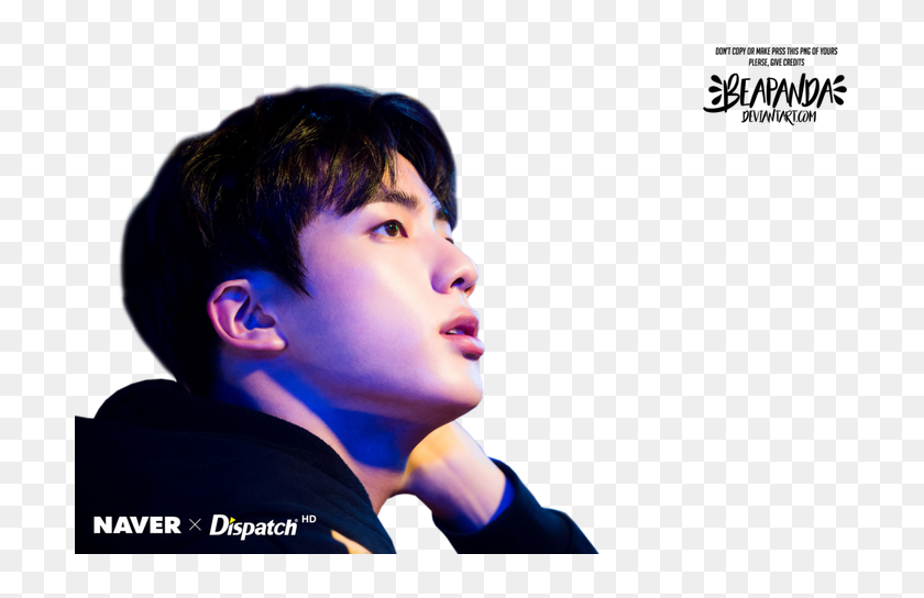 Bts, Jin, And Kpop Image - Bts Dispatch Love Your Self, HD