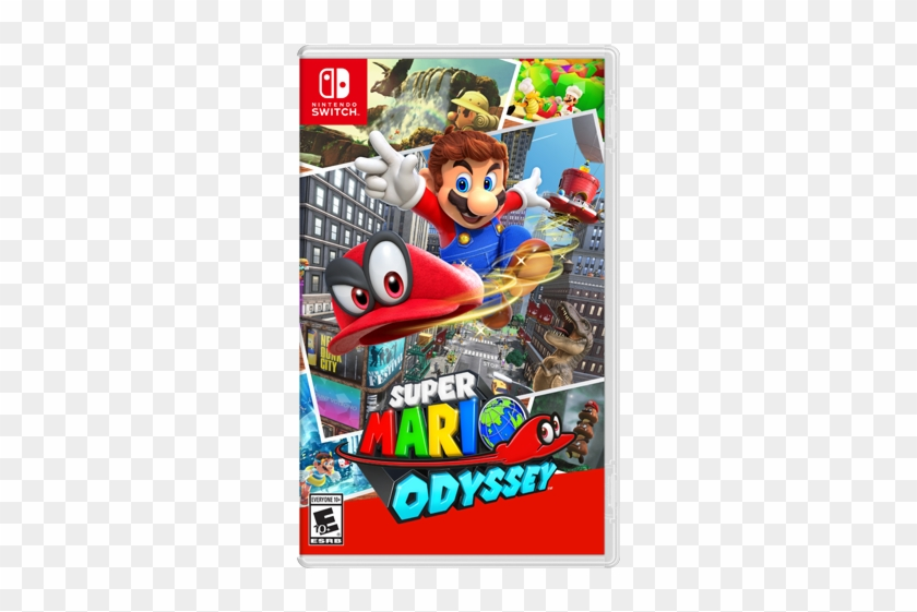 mario odyssey characters png