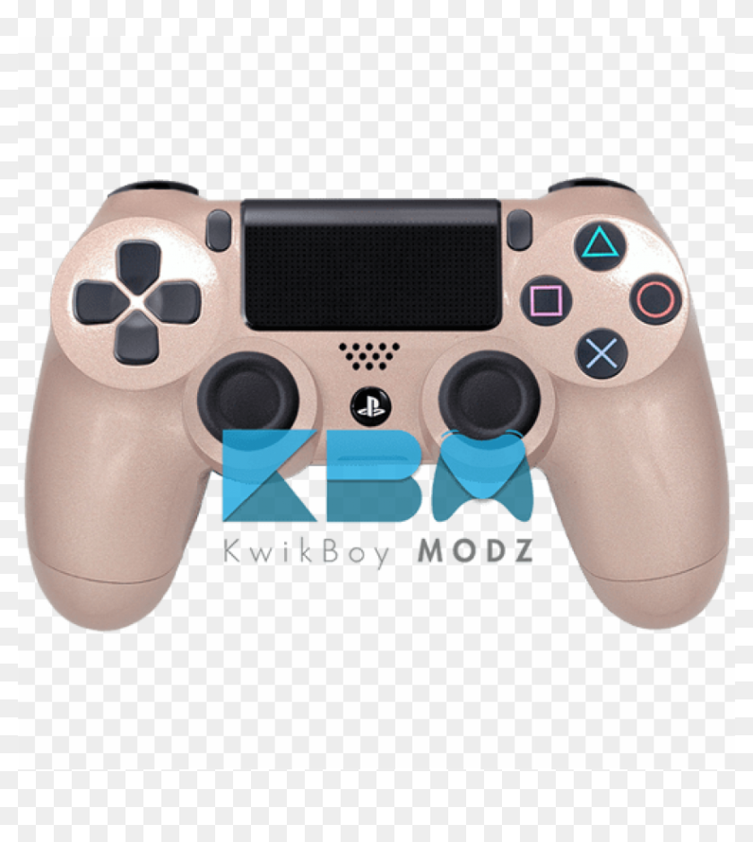 Free Png Rose Gold Playstation 4 Controller Png Image Ps4 Controller Berry Blue Transparent Png 850x550 2568557 Pinpng