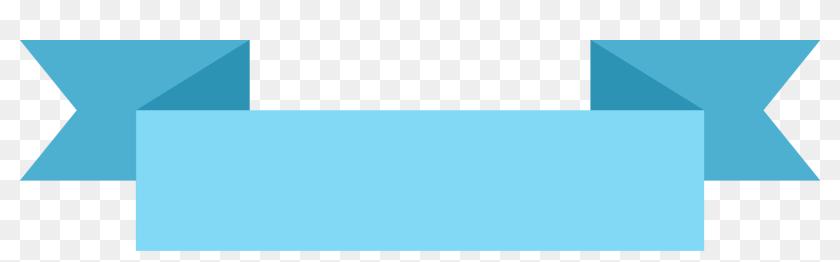 Blue Ribbon Banner Png Blue Transparent Background Banner Ribbon Png Download 1616x428 2644264 Pinpng