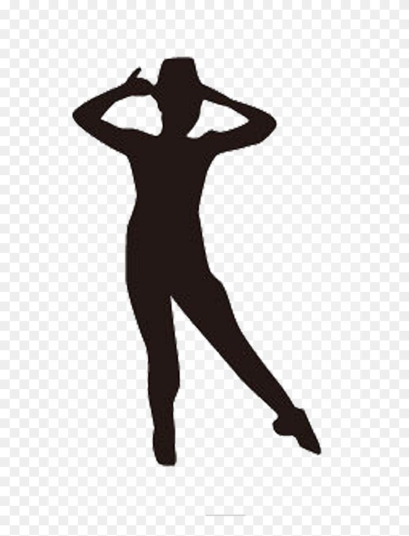 Jazz Transparent Png Jazz Dance Silhouette Png Png Download 650x1022 2687845 Pinpng
