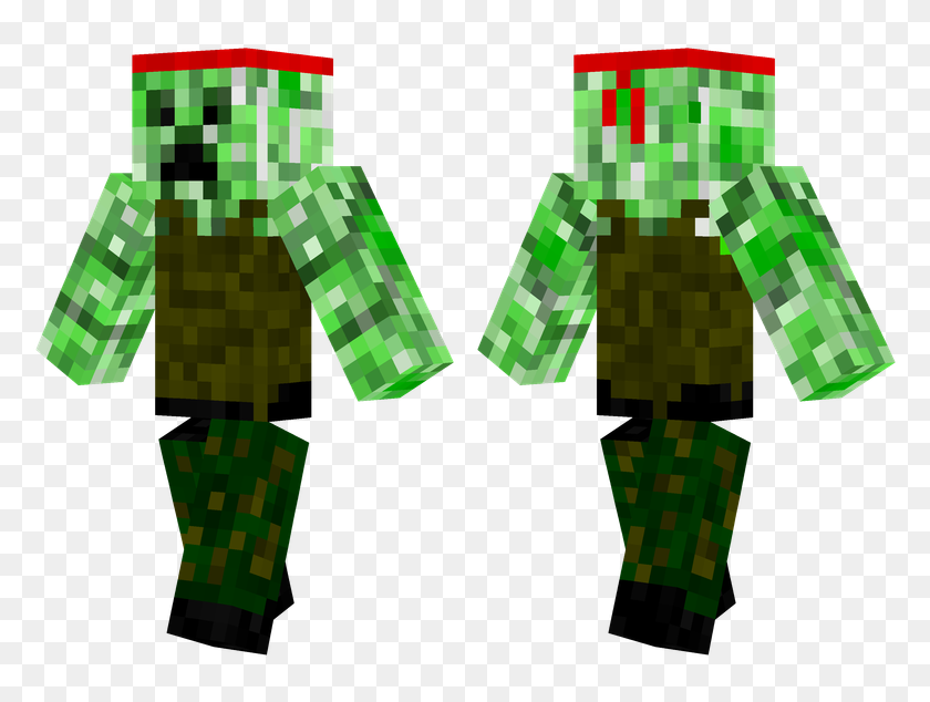 Minecraft Skins Zombie Steve Png Download Minecraft Pulp