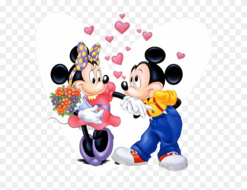 Mickey Minnie Mouse Mickey Mouse Minnie Mouse Png Transparent Png 606x567 2835600 Pinpng