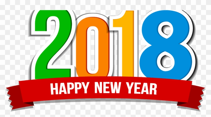 Happy New Year Text Png 42