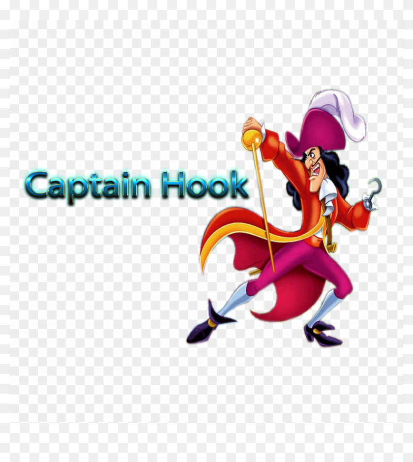 free png download captain hook free pictures clipart