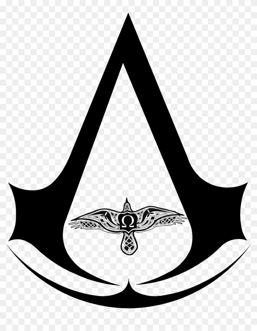 Assassins Creed Black Flag Logo Png Assassins Creed Transparent