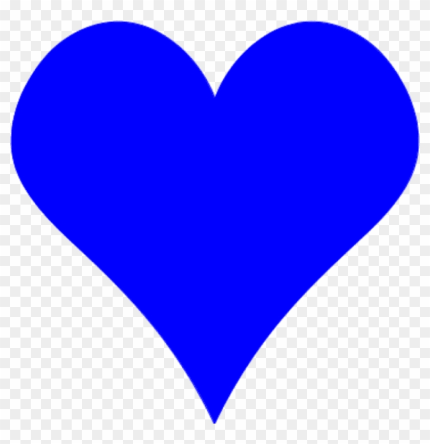 Free Png Download Heart Shape Blue Png Images Background
